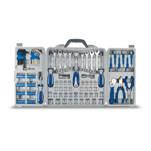 TOOLS SET 141PCS MECHANIC TOOLRICH