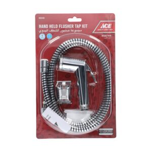 BIDET SPRAYER & HOSE KIT CHRM SHATAFF