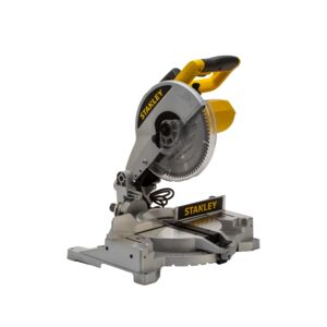 "MITER SAW 10"" 1500W COMPOUND STANLEY"