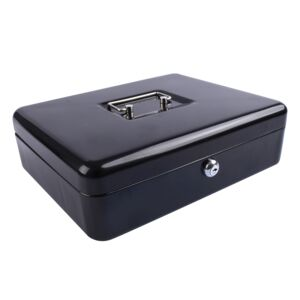 CASH BOX 9X30X24CM BLACK STARTECH