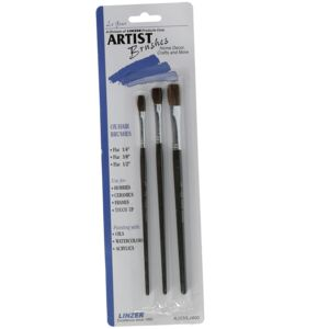 PAINT BRUSH SET 3PC TOUCH UP ARTIST