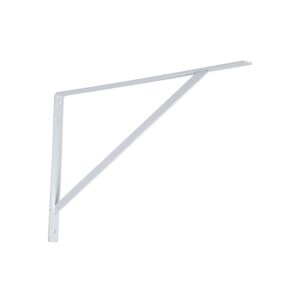 "SHELF BRACKET 22"" HEAVY DUTY WHITE"