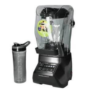 BLENDER QUITE SHIELD 1.5L W/ TRAVEL JAR