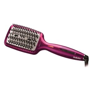 HAIR STRAIGHTENER BRUSH BABYLISS