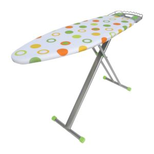 IRONING BOARD 122X43CM W/IRON REST