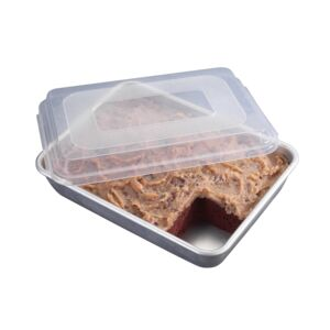 BAKING PAN SHEET CAKE W/LID RETANGLE