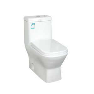 ONE PIECE WC TRONTO 25CM WHITE