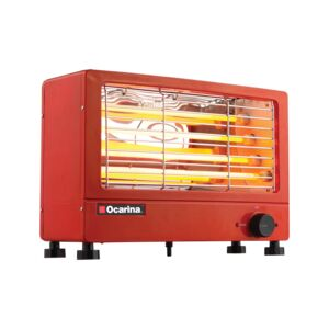 ELECTRIC HEATER 4QUARTZ 2000W 2SETTING