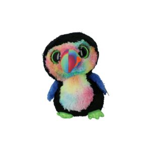 TY SOFT TOY/ BEAKS TOUCAN BIRD MED