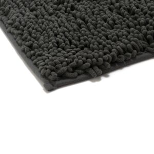 BATH MAT 76X51CM SPA LOOP MCRFBR SLATE