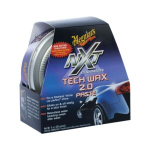 CAR WAX PASTE GOLD CLASS MEGUIARS