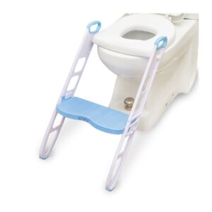 POTTY SEAT STOOL NO SLIP HANDLE