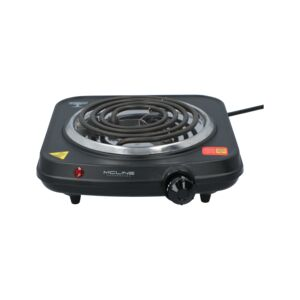 STOVE ELECTRIC 1500W HOTPLATE SINGLE BLK