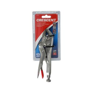 "LOCKING PLIER 7"" 17CM CURVE JAW CRESCENT"