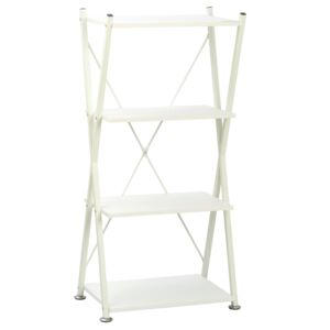 STORAGE RACK 54X35X113CM METAL FRAME