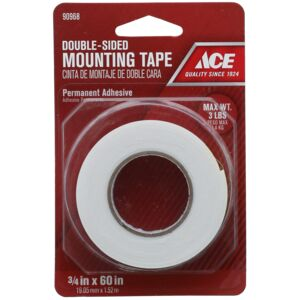 MOUNTING TAPE 3/4X60 ACE