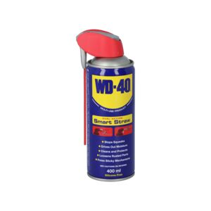 LUBRICANT 400ML SMART STRAW WD-40