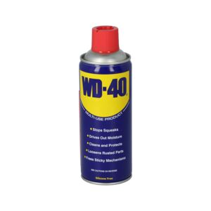 LUBRICANT WD40 330ML SPRAY AEROSAL