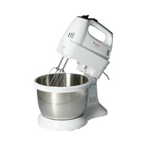 MIXER STAND 300W QUICK MIX S.STEEL BOWL