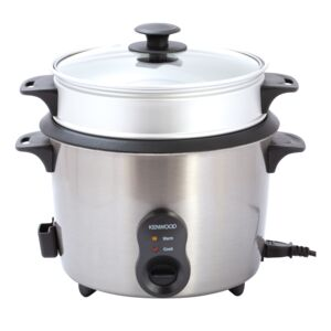 RICE COOKER 10CUPS 762W W/STEAM BASKET