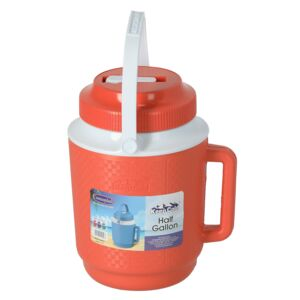 JUG COOLER 1/2GAL THERMAL RED KEEPDCOLD