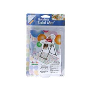 CHILD SAFETY PLASTIC FLOOR COVER 48X36""