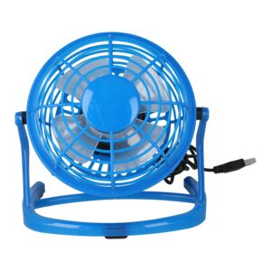 USB DESK FAN 360 ADJUSTABLE BLAZING LED