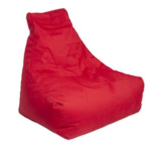 BEAN BAG FABRIC OUTDOOR UV LARGE RED