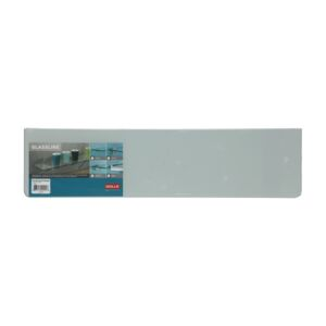 "SHELF 24X6X5/16"" GLASS STANDARD CLEAR"