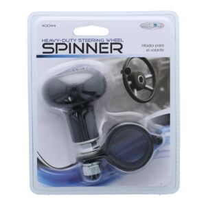 WHEEL SPINNER ALUMINUM BLACK