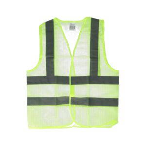 SAFETY VEST GREEN LARGE
