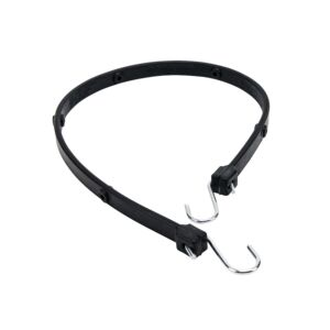"TIE DOWN STRAP 34"" ADJUST RUBBER HAMPTON"
