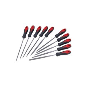 FILE SET 10PCS NEEDLE