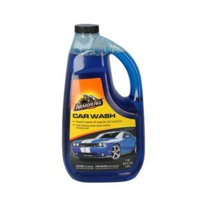 سائل غسيل سيارات مركز ٦٤ أونصة أرمول Armor All العلامات التجارية Saco Store