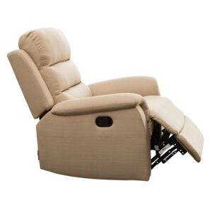 RECLINER CHAIR MANUAL88X92.5X102CM BEIGE