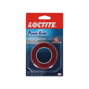 "DOUBLE SIDED TAPE 3/4X60"" HD LOCTITE"