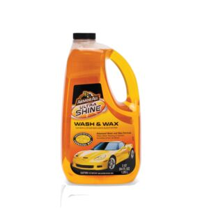 CAR WASH & WAX 64oz ULTRASHINE ARMORALL
