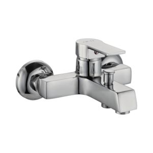 SHOWER FAUCET MIXER SOLID CHROME #50271