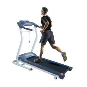 TREADMILL 100KG 2HP 220V fit plus