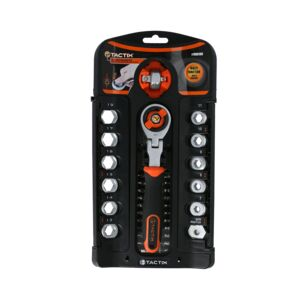 "SOCKETS SET 44PCS 3/8""&1/4"" DRV OPEN MM"