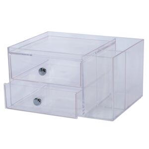 DRAWER ORGANIZER EXPANDBLE 39260 CLEAR