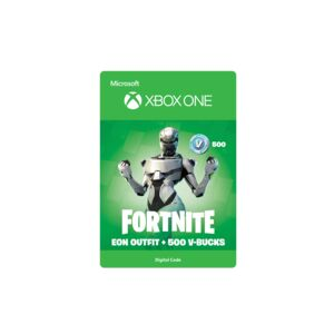 XBOX ONE GAME FORTNITE CODE