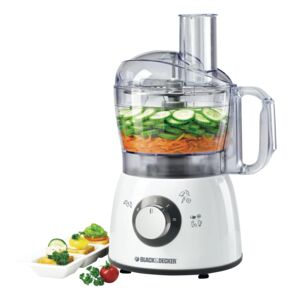 FOOD PROCESSOR 400W 18FUNCTION B&D