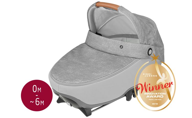 maxi cosi safety carrycot jade kind und jugend award