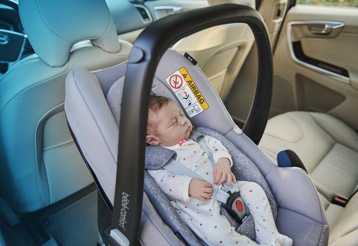 Base auto per seggiolino Citi B/éb/é Confort