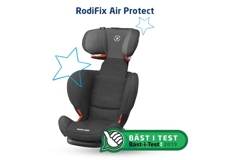 Maxi-Cosi-RodiFix Air Protect-Bäst i Test 2019-Sweden