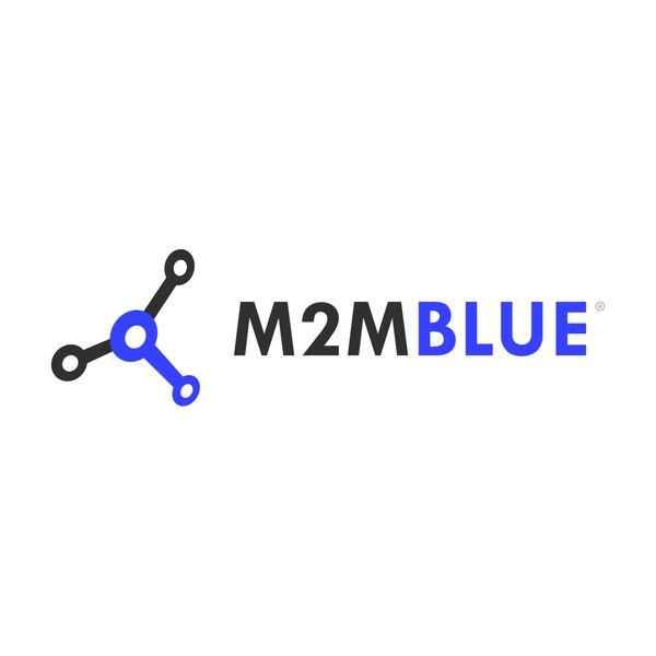 M2M Blue<