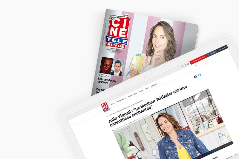 Success Story : Ciné Télé Revue