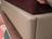 Detail von Bett Fossey mit Bettkasten
