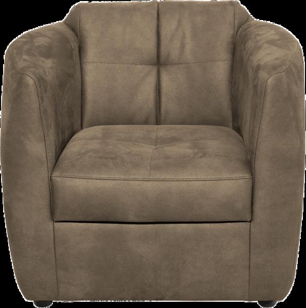 olivgrüner Sessel Bent